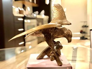 American Eagle. Made of Pure Bronze. Collectible item. Mint condition. for Sale in Baltimore, MD