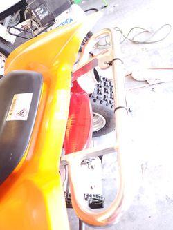2004 kawasaki kfx400 kfx 400 Thumbnail