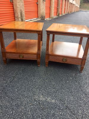 End Tables By Henredon for Sale in Fairfax Station, VA