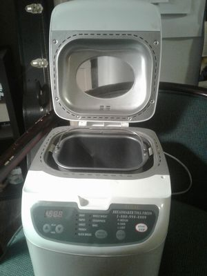 New And Used Bread Maker For Sale In Springdale Ar Offerup