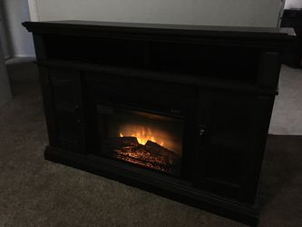 TV stand/ heater Thumbnail