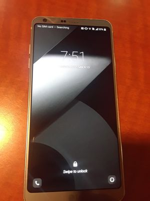 LG G6 thinq T-Mobile for Sale in Tacoma, WA