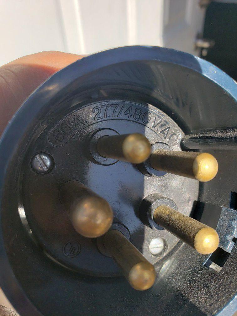 EXPOSITION PLUG - 60 AMP