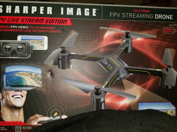 Sharper Image Fpv Streaming Drone For Sale In Saint Helens Or Offerup