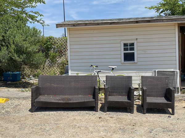 Wicker Patio Furniture For Sale In Cary Nc Offerup