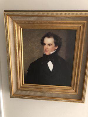 """Nathaniel Hawthorne"" by Charles Osgood for Sale in Atlanta, GA"