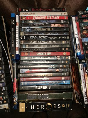 New and Used Dvd for Sale in Odessa, TX - OfferUp