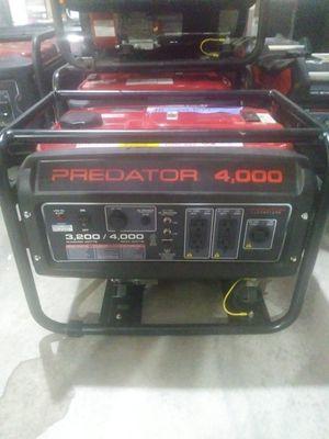 Portable Generator 4000 watts for Sale in Orlando, FL