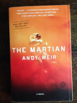 """""""The Martian"""" by Andy Weir (25% OFF) for Sale in Atlanta, GA"""