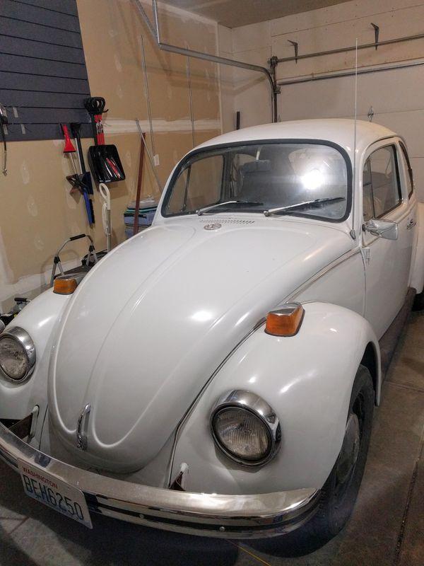 Used Car Dealerships In Spokane Wa >> VW bug for Sale in Spokane Valley, WA - OfferUp