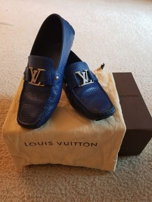 Louis Vuitton Mens 8.5 US for Sale in Cockeysville, MD