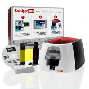 badgy 100 plastic card printer for sale in san diego ca - Credit Card Printer