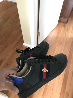 Gucci Sneakers Sz 7.5 US no trades for Sale in Silver Spring, MD