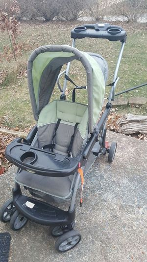 Sit and stand stroller for Sale in Stuarts Draft, VA