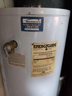 Gas Hot Water Heater Thumbnail