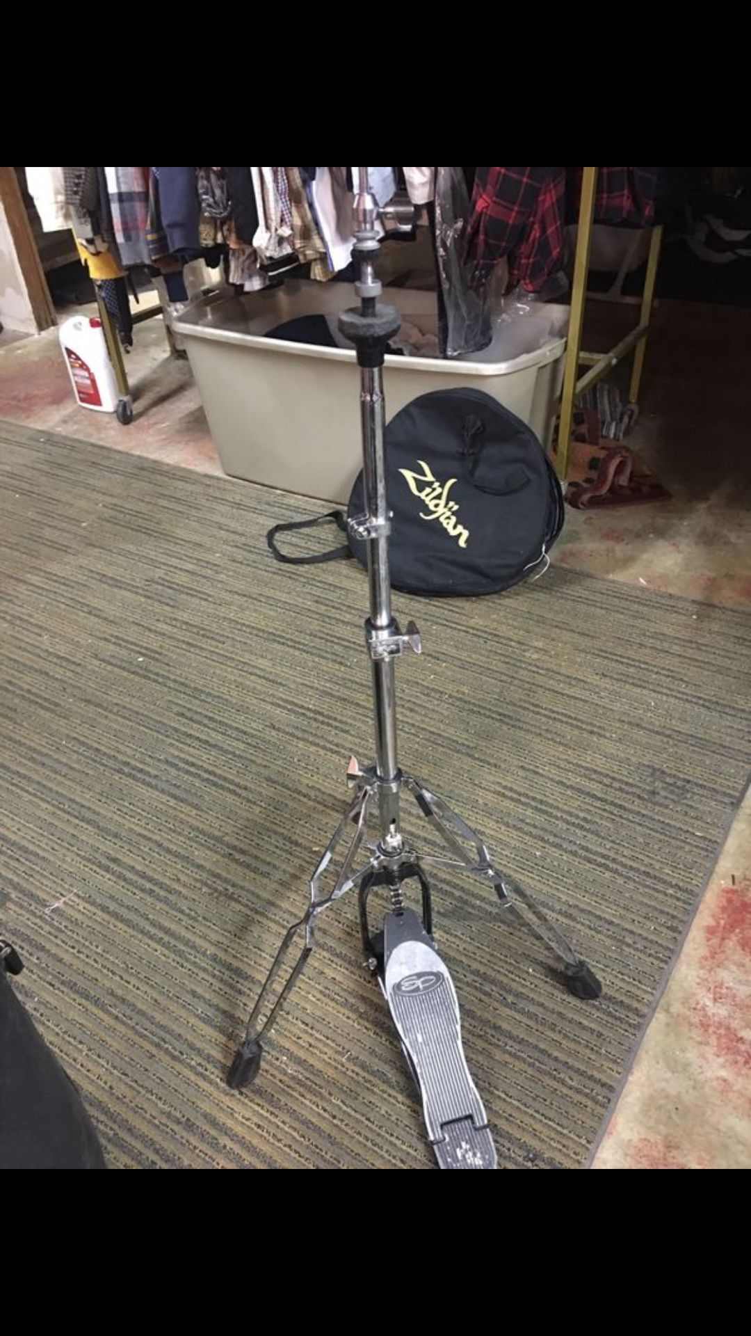 SPL Sound Percussion Double Braced HiHat Stand