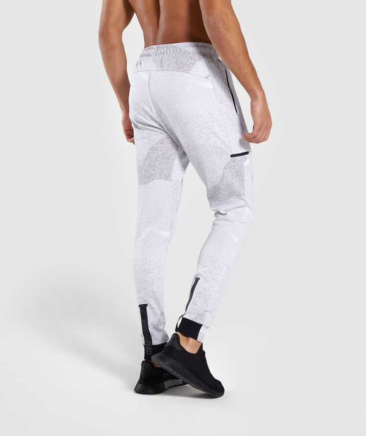Gymshark Ultra Jacquard Joggers - Men's Size: Small