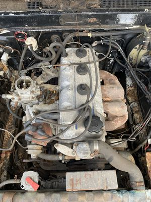 Photo 3tc 1.8 Toyota Corolla engine transmission Ae86 sapitio