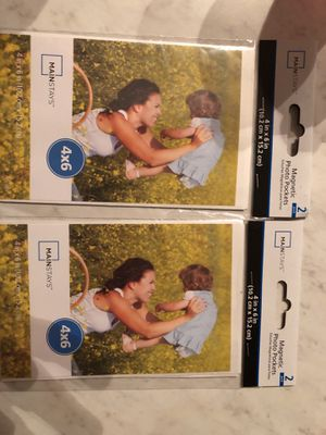 Magnetic Photo Pockets for Sale in Rockville, MD