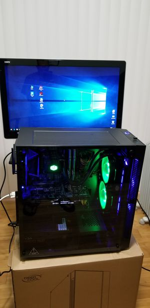 Gateway FX6800-01E gaming computer for Sale in Durham, NC - OfferUp