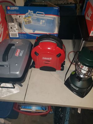 Coleman Stoves for Sale in St. Louis, MO