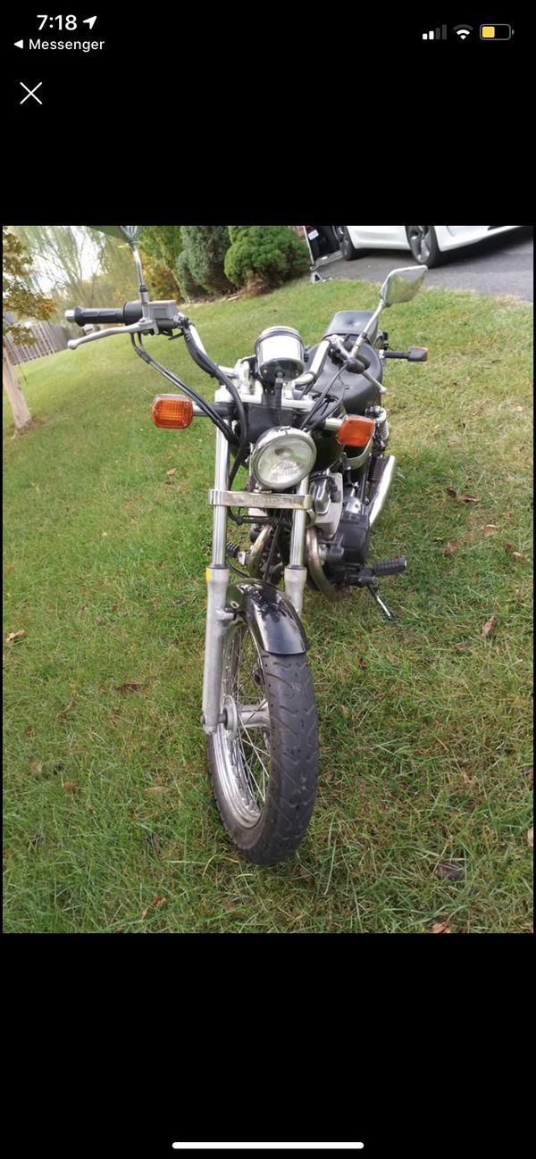 2010 honda rebel 250cc