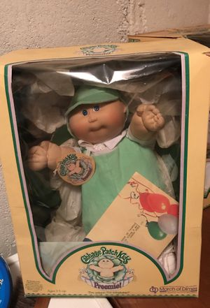 Cabbage patch baby boy limited edition with all paperwork never used! for sale  Wichita, KS