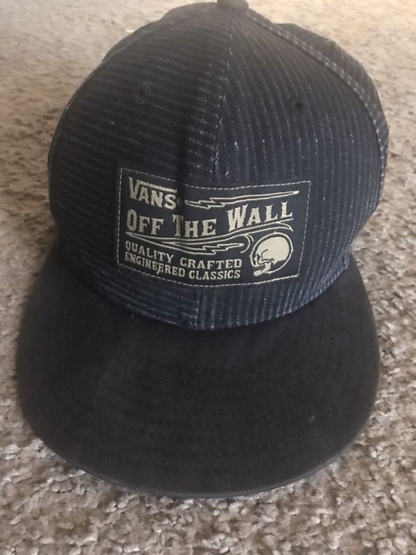 cb7bdb0a Vans fitted hat- New Era size 7 for Sale in Las Vegas, NV - OfferUp