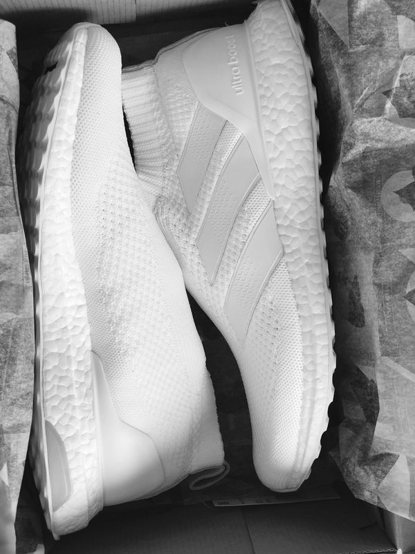 2ca4db48e0fd3 (Brand New) Adidas 16+ PureControl UltraBoost (Size 9.5) (Cloud White)  (Clothing   Shoes) in Springfield