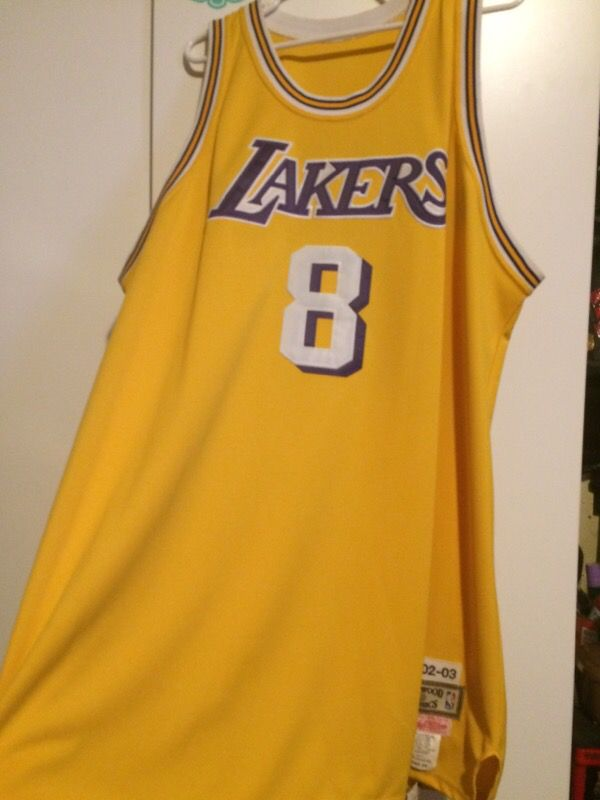separation shoes c4dd0 789f8 Kobe Bryant Mitchell & Ness Jersey for Sale in San Francisco, CA - OfferUp