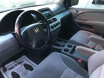 2008 Honda Odyssey Thumbnail