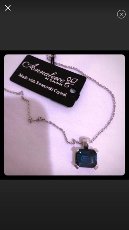 a99e470677869 NWT Annaleece By Devries Swarovski Necklace for Sale in Stafford Township,  NJ - OfferUp