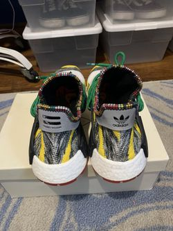 Adidas Nmd human race solar Thumbnail