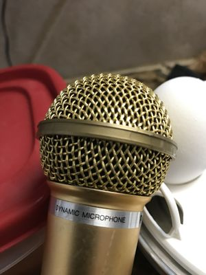 Microphone for Sale in Kent, WA