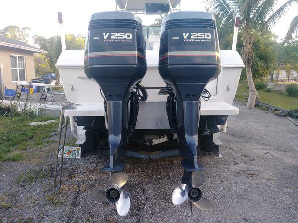 Twin 250hp ox66