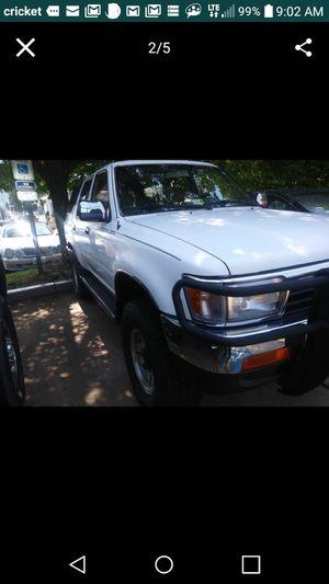 1995 Toyota 4 runner 4WD 4 doors 174 K miles for Sale in Falls Church, VA