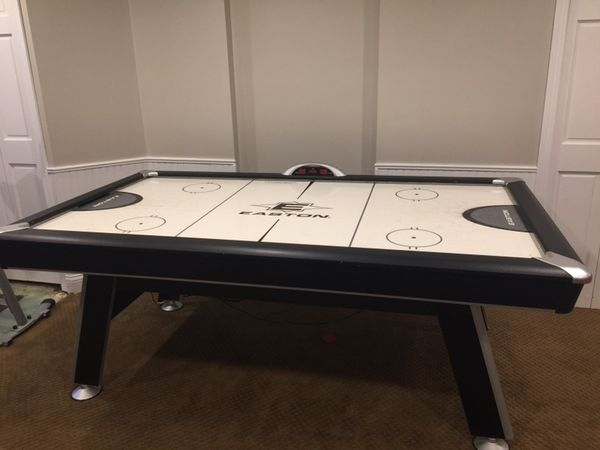 Easton Air Hockey Table Electronic Scoreboard For Sale In Naperville Il Offerup