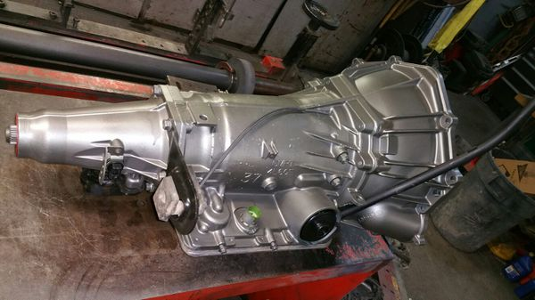 4L60E Transmission For Sale >> Rebuilt Chevy 4l60e Transmission 96 99 For Sale In Odessa Tx Offerup