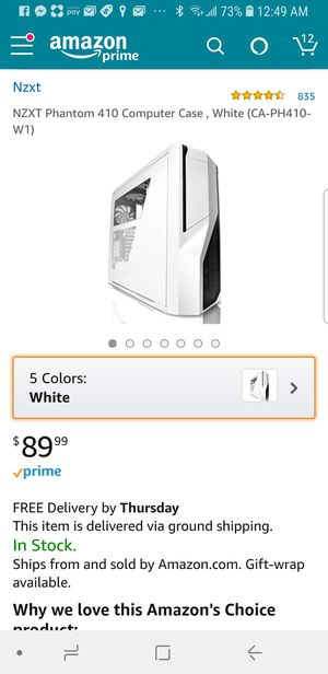 Computer tower / case Phantom 410 for Sale in Las Vegas, NV