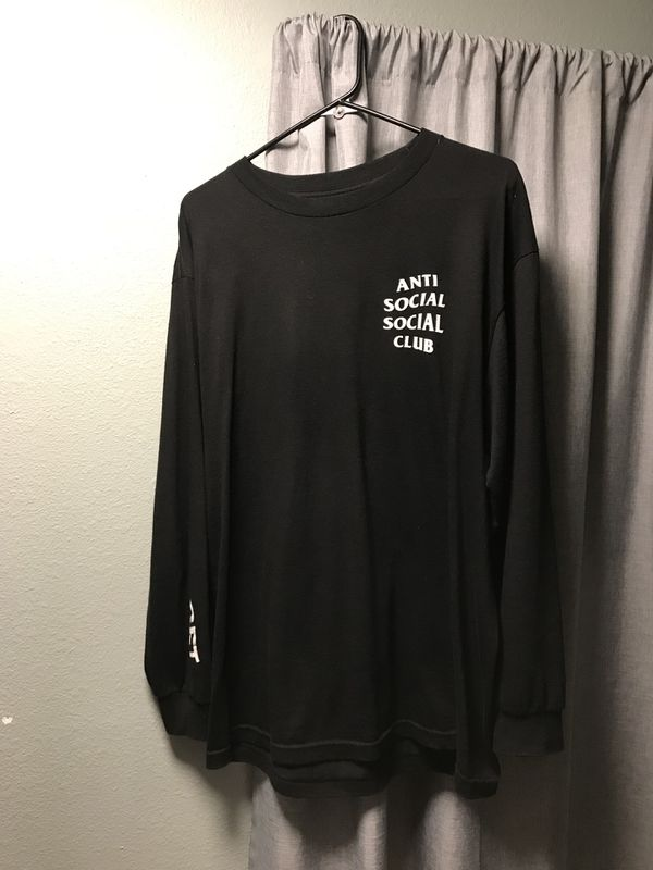 """9a26a3ce1933 Authentic ASSC """"Get Weird"""" Long Sleeve Tee for Sale in Sammamish"""