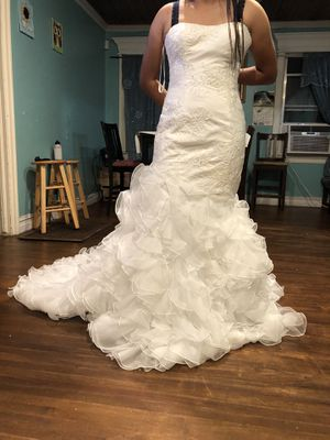 New And Used Wedding Dress For Sale In Tulsa Ok Offerup
