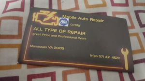 Mobile auto repair for Sale in Manassas, VA