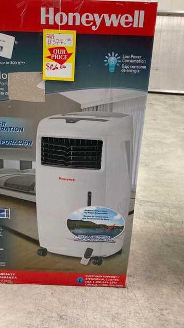 Honeywell portable AC CL25AE 780  58