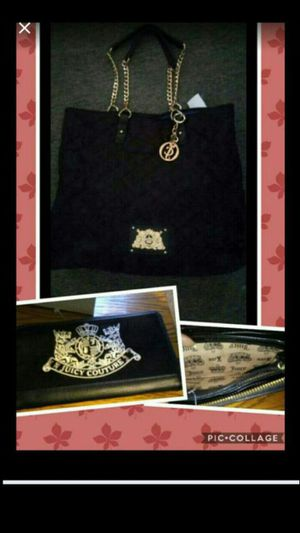 Juicy couture bag set for Sale in Silver Spring, MD