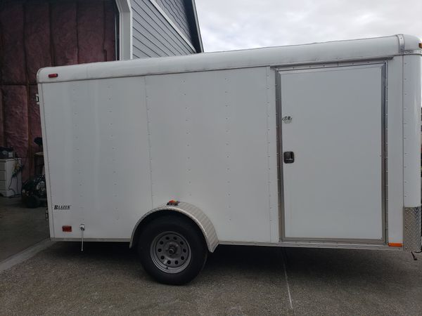 Travel Trailers For Sale Puyallup Wa >> Utility Trailer for Sale in Puyallup, WA - OfferUp