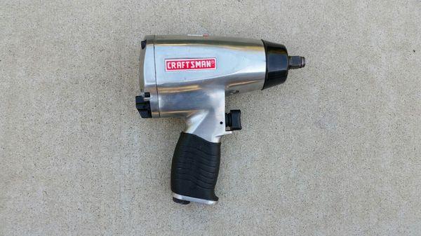 Craftsman 1 2 Air Impact Wrench 875 199820