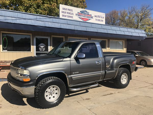 2000 Chevy Silverado Stepside For Sale In North Sioux City Sd Offerup