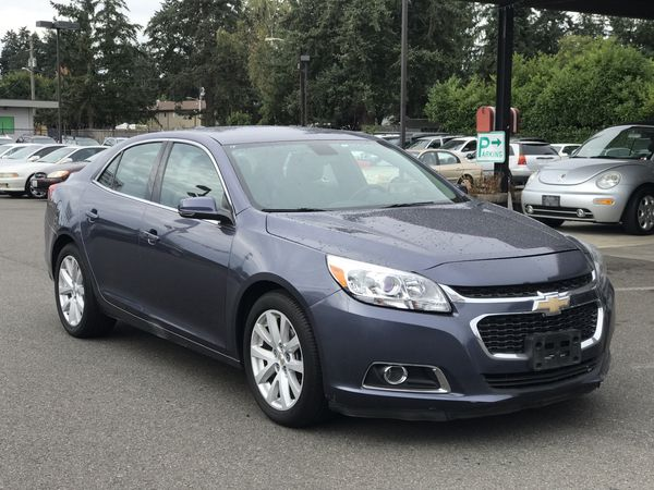 2015 Chevy Malibu For Sale In Lakewood Wa Offerup