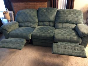 Reclining couch. for Sale in Henderson, NV