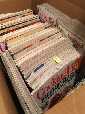 Cooking magazines for Sale in Falls Church, VA
